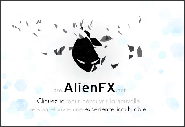 Agence web AlienFX